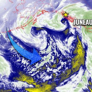 extratropical winter storm alaska