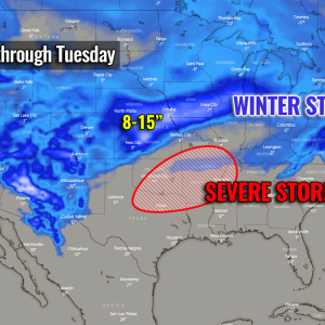 winter storm forecast midwest united states