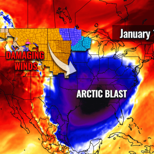 winter storm forecast united states arctic blast