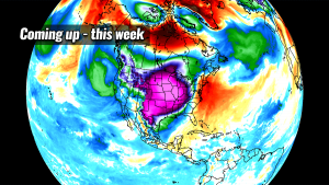 polar vortex winter cold forecast united states