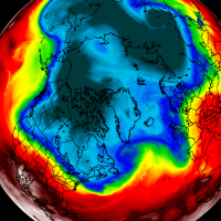 spring weather trend february march forecast united states europe temperature pressure