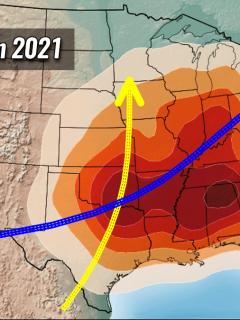 tornado season 2021 la nina united states
