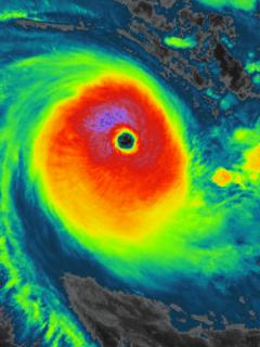cyclone niran habana new caledonia