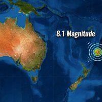 earthquake tsunami new zealand hawaii