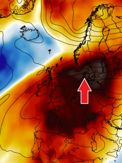 plume warm spring weather forecast europe
