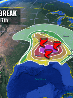 tornado outbreak particularly dangerous situation watch alabama mississippi