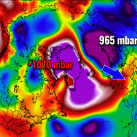 arctic cold blast frost snow