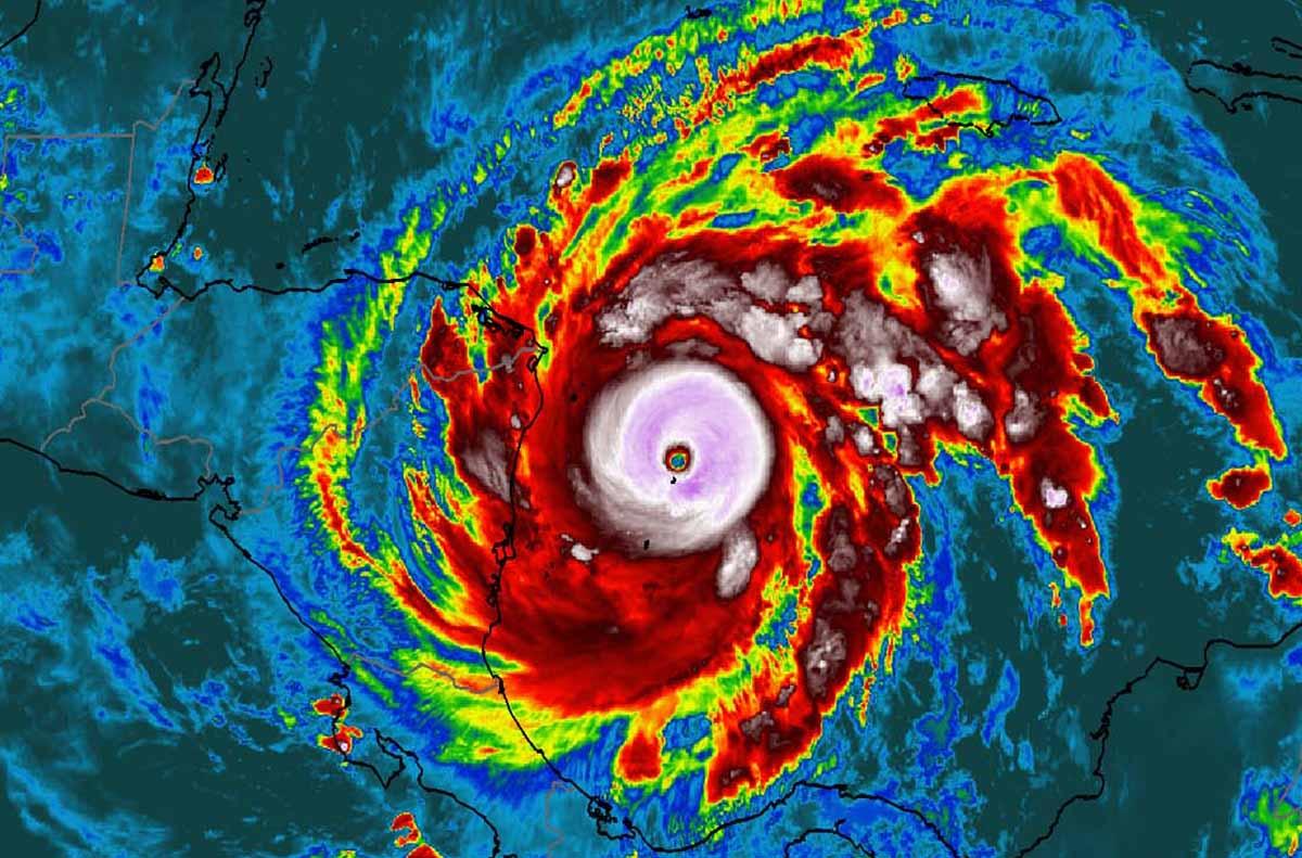 atlantic hurricane season 2021 forecast iota