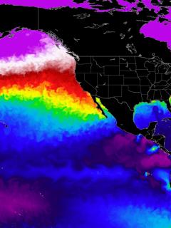 enso la nina weakening impact spring hurricane winter forecast