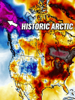 historic arctic cold blast alaska united states