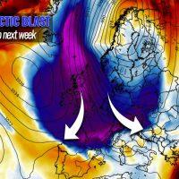 historic cold blast europe snow easter sunday