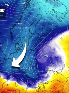 new cold wave europe snow frost damage