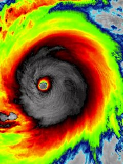 record super typhoon surigae tropical cyclone philippines