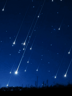 Eta Aquariid meteor shower forecast
