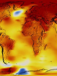 climate change tipping point global temperature increase