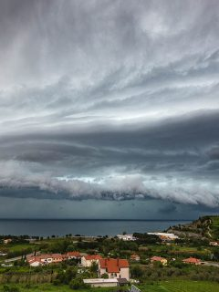 supercell storm shelf trieste gulf