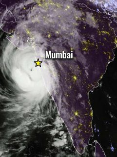 tropical cyclone tauktae forecast india flooding