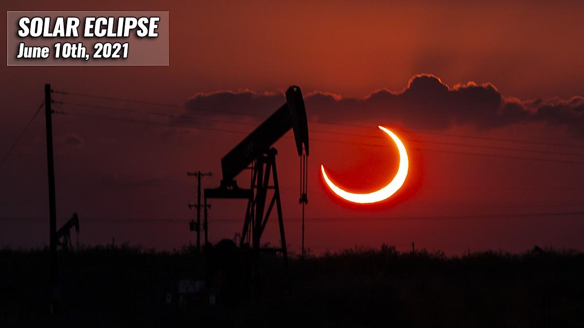 annular solar eclipse 2021