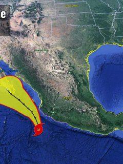 hurricane season 2021 enrique mexico