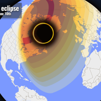 ring of fire annular solar eclipse 2021