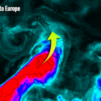 dust cloud europe heatwave