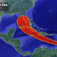 hurricane season 2021 tropical storm elsa caribbean