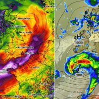 north atlantic extratropical storm england english channel france