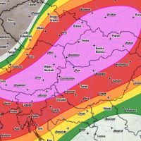 severe weather forecast august 1st 2021