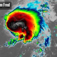 atlantic hurricane season 2021 fred landfall grace haiti