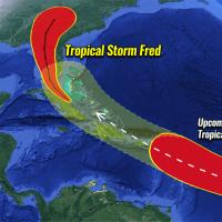 atlantic hurricane season 2021 tropical storm fred florida grace