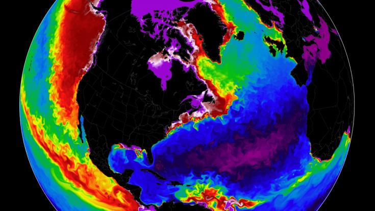 gulf stream collapse amoc weakening global weather usa europe