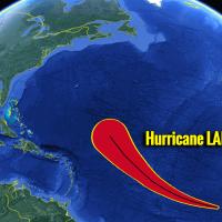 atlantic hurricane season 2021 storm larry