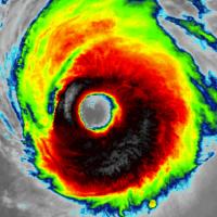 atlantic hurricane season larry bermuda
