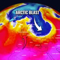 fall 2021 arctic blast scandinavia forecast