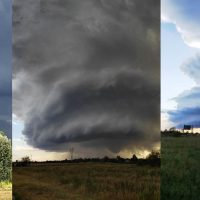 severe weather tornado outbreak lombardy italy