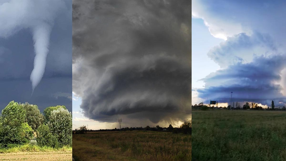 severe weather tornado outbreak lombardy italy supercells