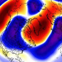 winter season weather forecast temperature snowfall pressure united states europe canada